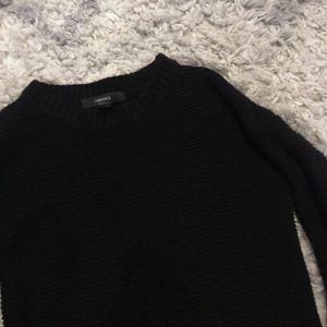 Forever 21 Black Sweater